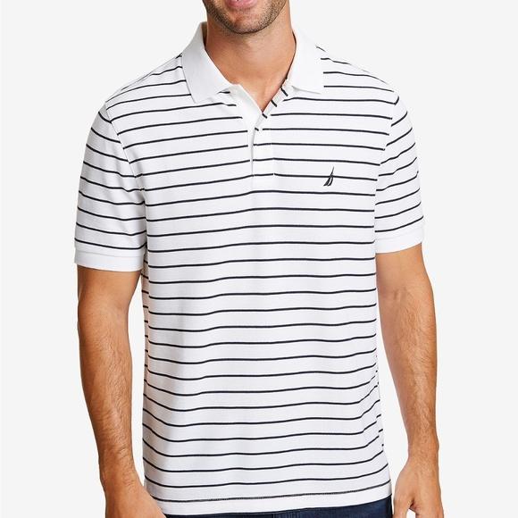 9d93fac3 Nautica Shirts | Deck Performance Polo Shirt | Poshmark